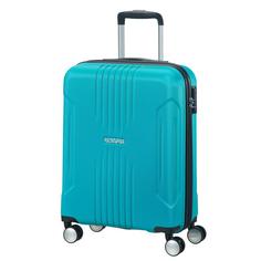 Чемодан American Tourister Spinner синий S