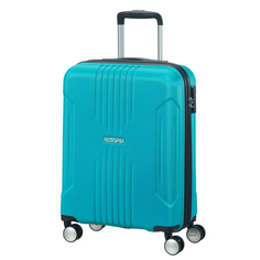 Чемодан American Tourister Spinner синий L