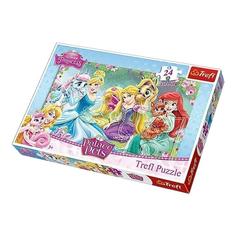 Пазл Trefl прекрасные принцессы