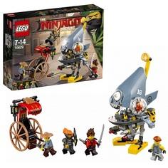Игрушка lego ninjago нападение пираньи Lego 70629-L
