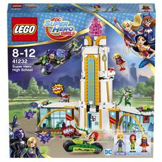 Игрушка Супергёрлз Школа супергероев 41232 Lego