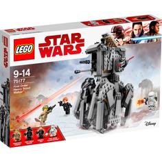 Конструктор LEGO Star Wars Тяжелый разведывательный шагоход Первого Ордена