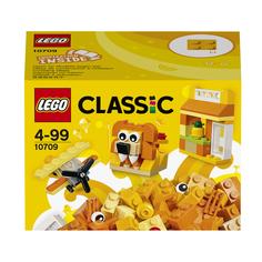 Игрушка Классика Оранжевый набор для творчества 10709 Lego