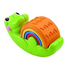 Игрушка-пирамидка крокодильчик Mattel (CDC48)