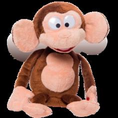 Интерактивная игрушка IMC Toys Обезьянка коричневая