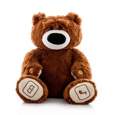 Игрушка Luvn Learn интерактивный медведь коричневый