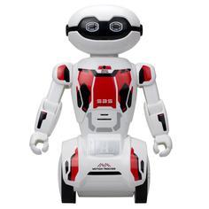 Робот Макробот Silverlit красный