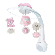 Мобиль-проектор Infantino розовый