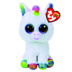 Мягкая игрушка TY Beanie Babies Единорог pixy 15 см