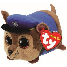 Мягкая игрушка TY Beanie Boos Шенок chase 10 см