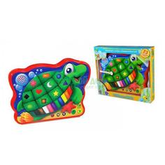 Развивающая игрушка Learning journey Черепашка веселая морская эл/мех звук