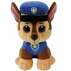 Мягкая игрушка TY Beanie Boos Собачка Чейз 15 см
