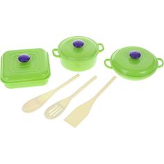 Игровой набор ABtoys Помогаю Маме Набор посуды для кухни PT-00401
