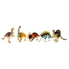 Игрушка фигурка динозавра малая, в ассортименте HGL