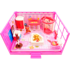 Игровой набор ABtoys Ванная комната