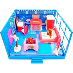 Игровой набор ABtoys Спальная комната