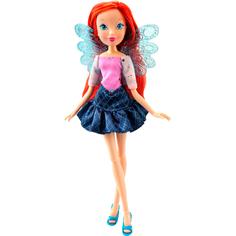 Кукла Winx Club Два наряда Блум 28 см