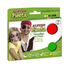 Набор для творчества Alpino Аквагрим детский DL000115