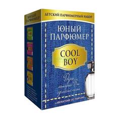 Набор для творчества Каррас Набор Юный Парфюмер Cool Boy (328ЮП)