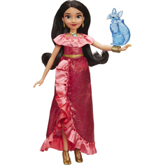 Кукла Hasbro Disney Princess Елена Принцесса Авалора и Зузо