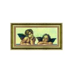 Вышивание Чарiвна мить Набор для вышивания ангелочки