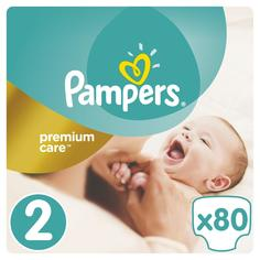 Подгузники Pampers premium mini 3-6кг 80шт
