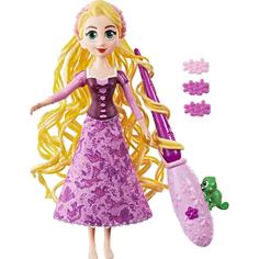Кукла Hasbro Рапунцель с набором для укладки Кудряшки 21 см