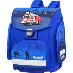 Ранец midi fire truck без наполнения (11352218) Herlitz