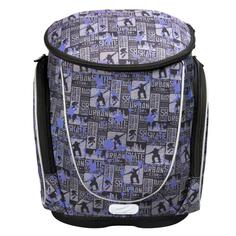 Рюкзак школьный fancy. Gray. 37х30х18 см (20518-22) Magtaller