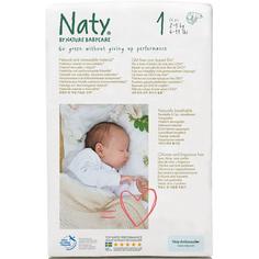 ЭКО Подгузники Naty размер 1 (2-5 кг) 26 шт