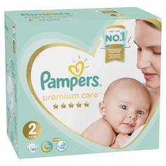 Подгузники Pampers Premium Care mini 4-8 кг 102 шт