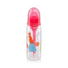 Бутылочка Happy Baby Ruby с силиконовой соской 0,25 л