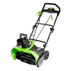 Снегоуборщик Greenworks GD40SB без аккумулятора и зарядного устройства (2600007)