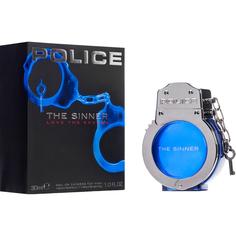 Туалетная вода Police The Sinner Forbidden for man 30 мл