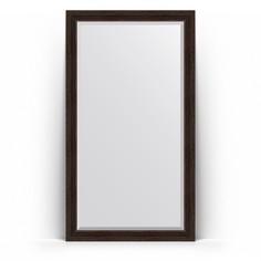 Зеркало EVOFORM напольное с фацетом в багетной раме 9.9 см 114х204 см