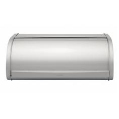 Хлебница Brabantia серый металлик 44,5х26,2х17,3 см