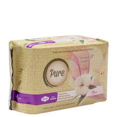 Прокладки гигиенические Pure Найт Драй 10 шт