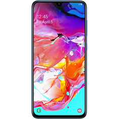 Смартфон Samsung Galaxy A70 2019 128GB Синий
