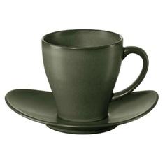 Чашка с блюдцем Asa selection Cubaverde 0,2л