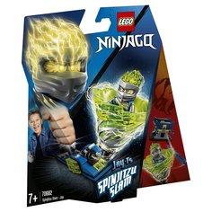 Конструктор LEGO Ninjago Бой мастеров кружитцу-Джей 70682