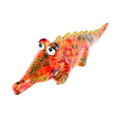 Копилка Pomme-pidou крокодил артур 31x8.5x8 cм