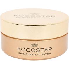 Патчи для глаз KOCOSTAR Princess Eye Patch Золото 30 пар