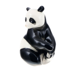 Скульптура Лфз - медведь бамбуковый