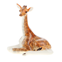 Скульптура Лфз - жирафенок