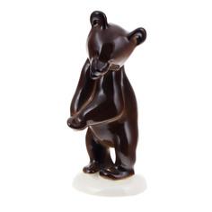 Скульптура Лфз - медвежонок стоящий