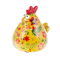 Копилка Pomme-pidou цыпленок 15.3x13.3x15.5