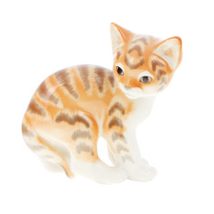 Скульптура Лфз - кошка