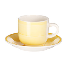 Набор чайный Tognana gypsy желтый