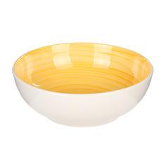 Салатник 23 см Tognana gypsy желтый