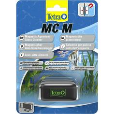 """Скребок для аквариума Tetra """"MC M"""" магнитный плавающий"""